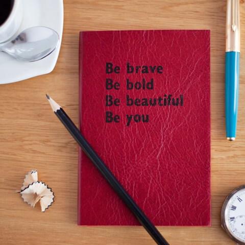 notes z napisem be you
